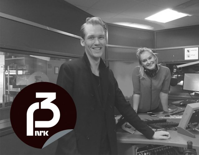 NRK P3 Radio Interview with P.A.R.T. Associates founder, Truls Blaasmo