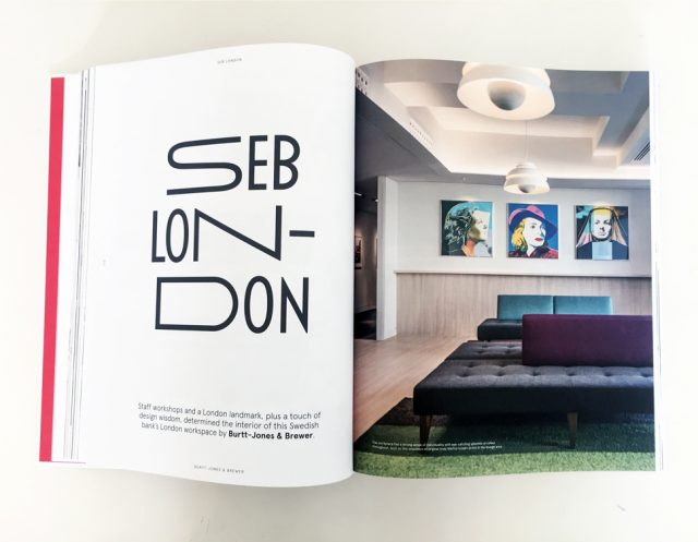 SEB Art Collection Futured in FRAME's Latest Book
